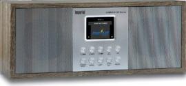 Imperial DABMAN i30 stereo hybride internetradio met DAB+ en FM en Bluetooth, vintage, OPEN DOOS