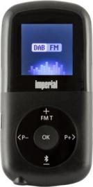 Imperial DABMAN 1 compacte DAB+ en FM zakradio / autoradio met Bluetooth en FM zender