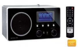 Imperial i100 Internet- en FM radio met afstandsbediening