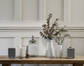 Ruark Audio MR1 Mk2 draadloos stereo muzieksysteem, Soft Grey