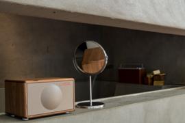 Geneva Classic /S hi-fi speaker met FM / DAB + radio, Bluetooth en alarmklok, zwart
