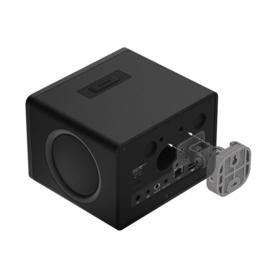 Hama IR115MS stereo internetradio met Spotify en Multiroom, zwart