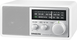 Sangean WR-11 (FM / AM, wit)
