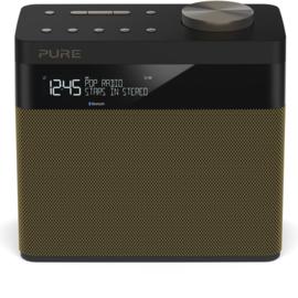 Pure Pop Maxi S stereo DAB+ en FM radio met Bluetooth, gold