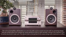 Krüger & Matz KM1908 stereo systeem met DVD, CD, DAB+, USB, Bluetooth