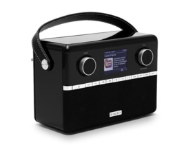 Roberts Stream 94i PLUS stereo internetradio, DAB+, FM, USB, Spotify en Bluetooth, zwart