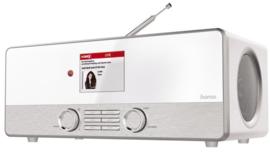 Hama DIR3110M stereo digitale internet radio met DAB+, FM, Spotify en Multiroom