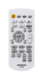 Onkyo CS-265DAB stereo hi-fi mini systeem met DAB+, FM, Bluetooth, CD-speler en USB, zwart