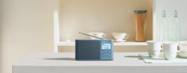Sony  XDR-S41D Portable Digitale radio DAB+ FM, blauw