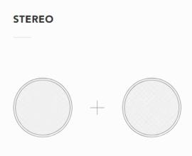 Tivoli Audio ART Model ORB draadloze wifi en Bluetooth luidspreker, walnoot, EX-DEMO