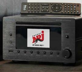 Block MHF-900 SOLO hifi stereo systeem met DAB +, FM en Internet Radio, CD speler en bluetooth, zwart