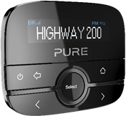 Pure Highway 200 DAB+ adapter voor in de auto