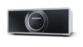 Sharp DR-i470 stereo internetradio met DAB+, FM en Bluetooth, grijs