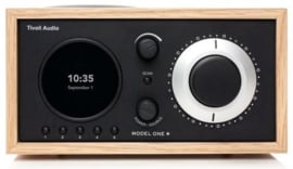 Tivoli Audio Model One+ DAB+ radio met FM en Bluetooth, eik