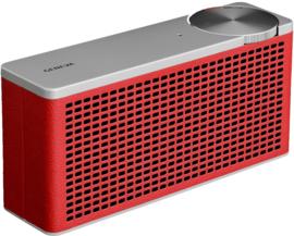 Geneva Touring / xS oplaadbare portable hi-fi Bluetooth luidspreker, rood