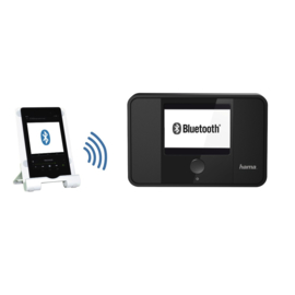 Hama DT100BT digitale tuner met DAB+, FM en Bluetooth