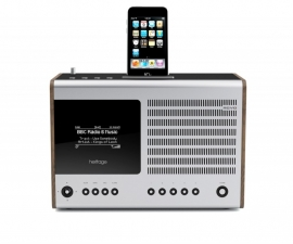 Revo Heritage G2 WIFI / DAB / DAB+ / FM radio / iPod / iPhone