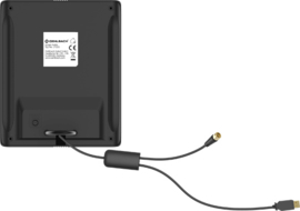 Oehlbach Scope Audio DAB+ antenne, zwart