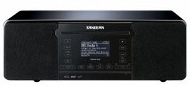 Sangean DDR-62+ Stereo internetradio met DAB+, FM, CD, SD en USB