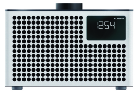Geneva Acustica Lounge Radio hi-fi DAB+ en FM radio met Bluetooth, wit