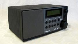 Sangean DDR-31+ houten FM en DAB+ radio