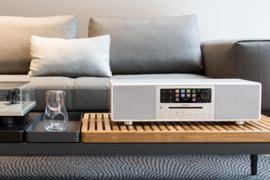 sonoro MEISTERSTÜCK SO-610 V3 stereo internetradio all-in-one muzieksysteem, wit