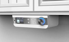 Soundmaster IR1450 WE onderbouw keuken radio met FM en internetradio