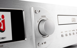 Block CVR-100+ MK2 internet receiver met DAB+, CD, all-in-one, zilver