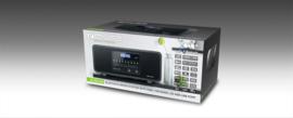 Muse M-785 stereo DAB+ en FM radio met CD en Bluetooth