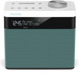 Pure Pop Maxi S stereo DAB+ en FM radio met Bluetooth, mint