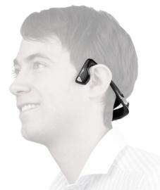 Aftershokz BLUEZ2 Bluetooth hoofdtelefoon & handsfree set