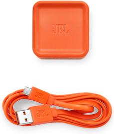 JBL Tuner 2 oplaadbare Bluetooth luidspreker met DAB+ en FM radio, wit