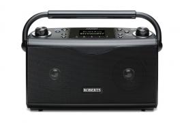 Roberts Stream 217 stereo draagbare internetradio met DAB+, Spotify, USB en alarm
