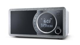 Sharp DR-450 stereo DAB+ radio met FM en Bluetooth, grijs