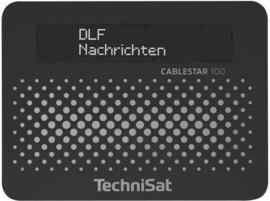 TechniSat CABLESTAR 100 Digitale kabelradio-ontvanger settop box
