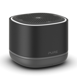 Pure StreamR draagbare Bluetooth Speaker met DAB+ en FM radio, Charcoal