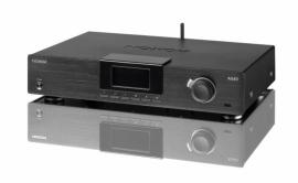 NOXON iRadio A540+ hifi internettuner met DAB / DAB+ digitale radio en FM