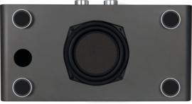 TechniSat DigitRadio 631 hifi audio radio met DAB+ en FM ontvangst, internet radio, CD-speler en Bluetooth streaming, antraciet