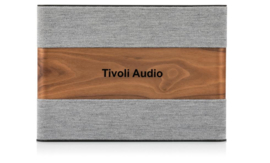 Tivoli Audio ART Model SUB, Wifi subwoofer, walnoot/grijs