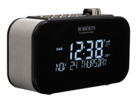 Roberts Ortus 3 DAB+ en FM wekker klokradio