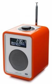 Ruark Audio Nordoff Robbins Orange R1 DAB, DAB+ en FM tafelradio