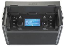 Audisse Shirudo stereo werkradio met WIFI, DAB+, Bluetooth, USB en Spotify