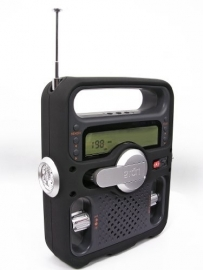 Eton Solarlink FR650 robuuste AM / FM / LW  / SW radio