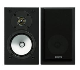 Onkyo D-175 2-weg bass reflectie luidsprekerset van 2, zwart