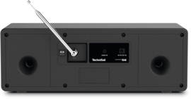 TechniSat DigitRadio 4 stereo tafelradio met DAB+ digital radio, FM en Bluetooth