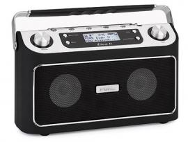 Pure Elan II FM en DAB+ portable stereo radio