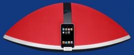 TEAC SR-100i CD speler met FM radio en iPod / iPhone dock