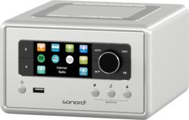 sonoro RELAX SO-810 V2 internetradio met DAB+, FM, Spotify, Bluetooth en USB, zilver