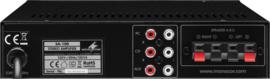 SA-100 Hifi Stereo versterker met 3 ingangen en toonregeling