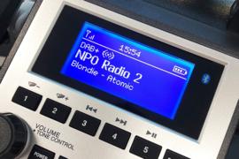Perfectpro POWERPLAYER werkradio met DAB+, FM, Bluetooth en USB-speler